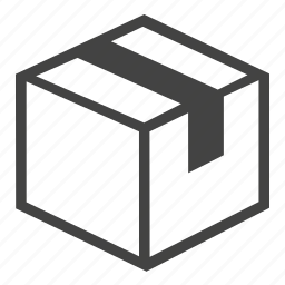 box, bundle, cargo, freight, package, parcel, product icon