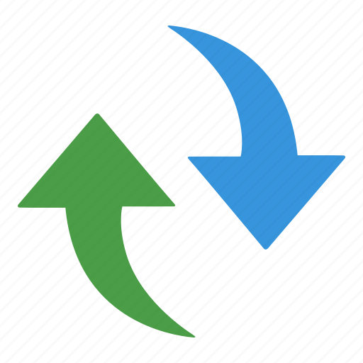 arrow, refresh, reload, renew, sync, update icon
