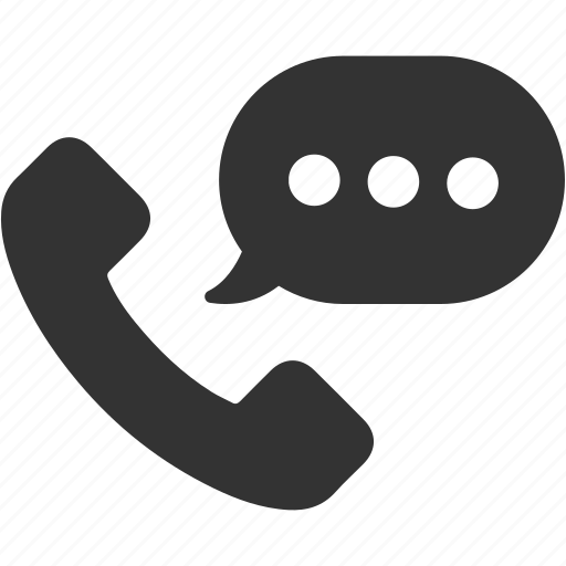 call, communication, contact, dial, message, phone, telephone icon