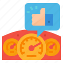 abilities, application, feature, performance icon
