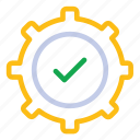bussiness, gear, mechanism, money, money settings, settings icon