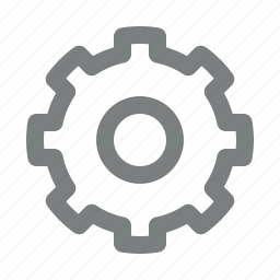 gear, optimization, preferences, seo, settings icon