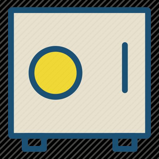 locker, protection, safe, safety icon icon