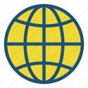 earth, global, world icon icon