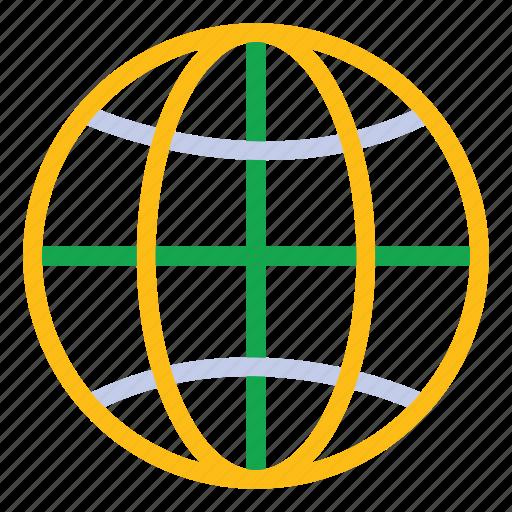 earth, global, world icon icon