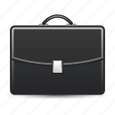 briefcase, portfolio, suitcase icon