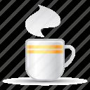 coffee break, cup, tea icon