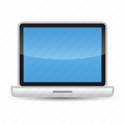 computer, laptop, technology icon