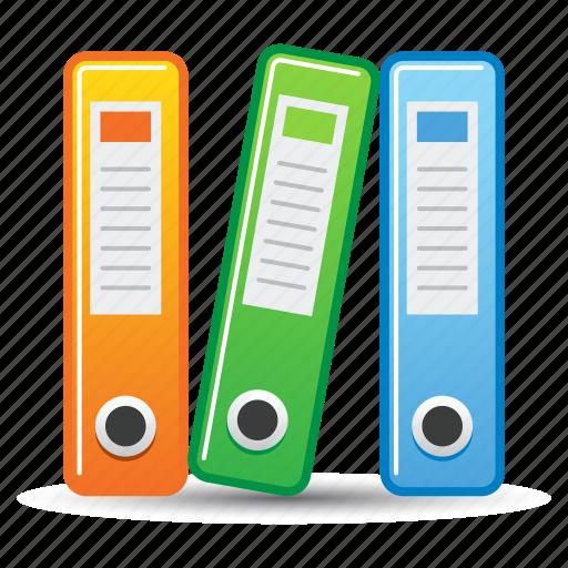 binder files ring binders icon