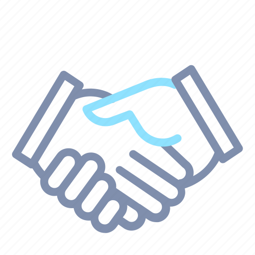 agreement, business, cooperation, deal, handshake, office icon