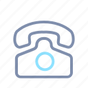 business, communication, office, phone, telephone icon