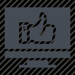 hand gesture, media, social like, social marketing, social media icon