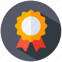 badge, business, certied, certified, trust icon