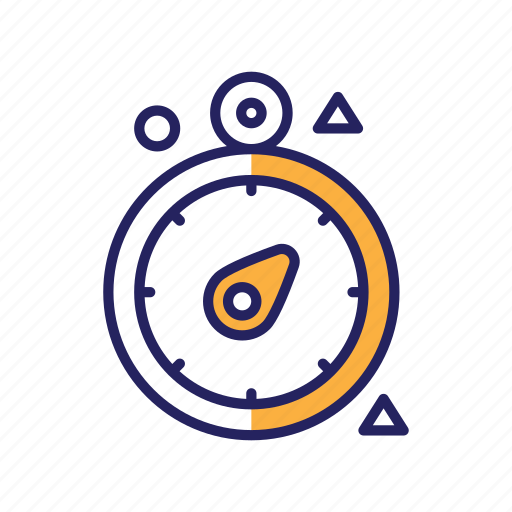 clock, date, deadline, stopwatch, timer, watch icon