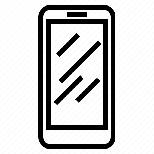 device, mobile, phone, smartphone, technology icon
