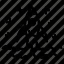 roket, star, startup icon