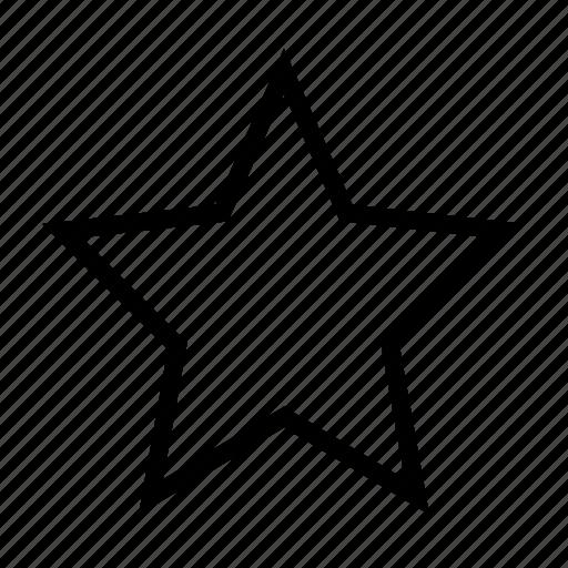 favourite, like, star icon