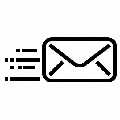 communication, email, envelope, mail, message, send icon