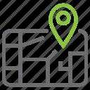 gps, location, map, pin, navigation, marker