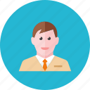 2, businessman icon