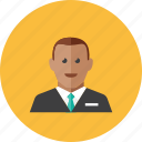 3, businessman icon