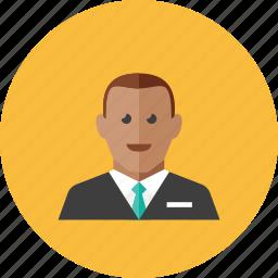 3, businessman icon