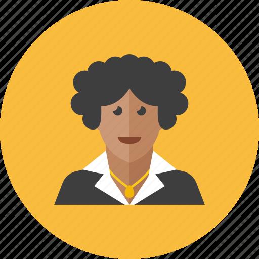 3, businesswoman icon