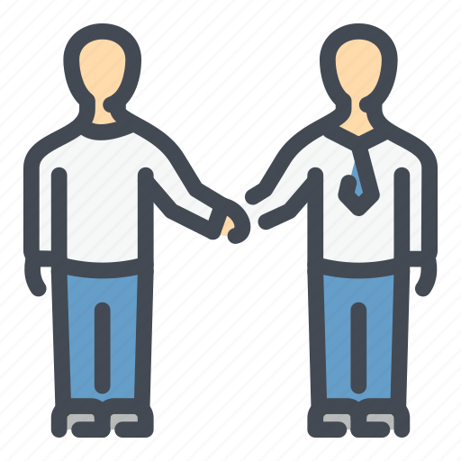group, handshake, meet, meeting, people, shake, team icon