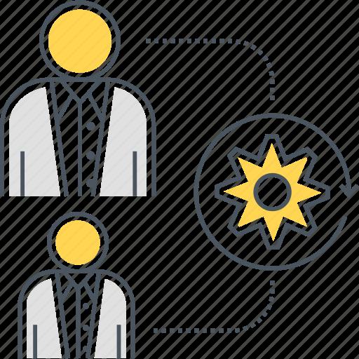 hr, human capital, human resource, human resources icon