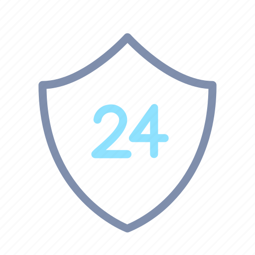 customer service support 24 hours hours protection insurance icon iconfinder