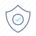 checkmark, insurance, protection, safety, secure, security, shield