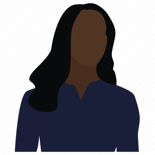 avatar, business lady, female, lawyer, manager, person, student icon