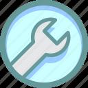 edit, fix, options, settings icon