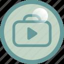 appstore, market, shop, suitcase icon
