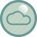 cloud, repository, save, storage icon