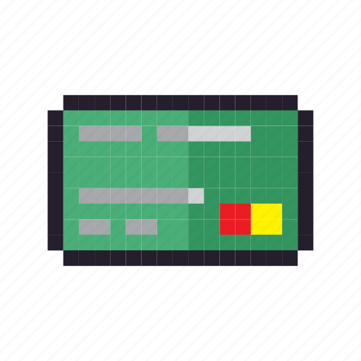 bank, banking, business, card, credit, debit, finance, payment icon