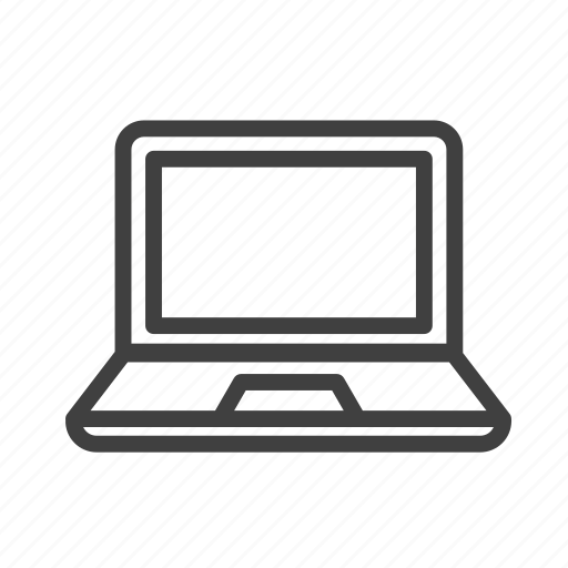 Laptop, computer, business, man, technology, office, notebook icon - Download on Iconfinder