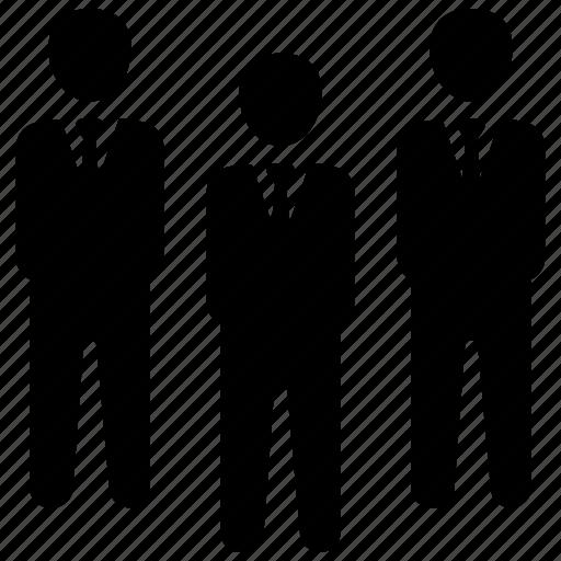 affiliate, community, management team icon