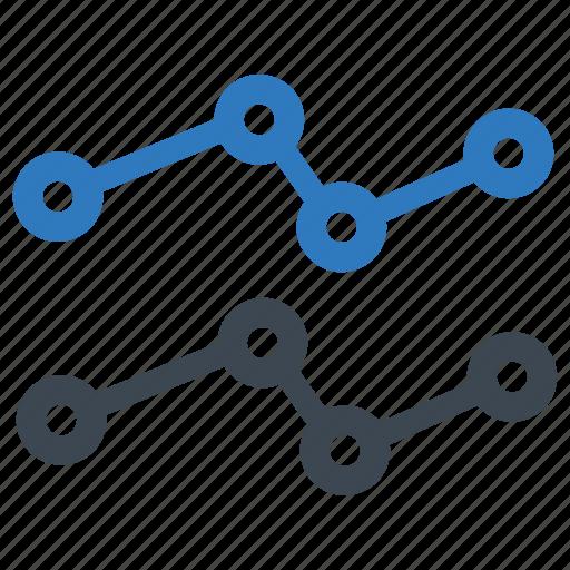 analysis, analytics, graph icon
