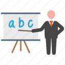 courses, education, teacher icon