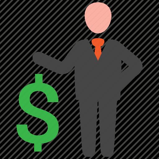 business, investment, profit, revenue icon