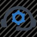 customer service, customer support, helpline, technical service icon