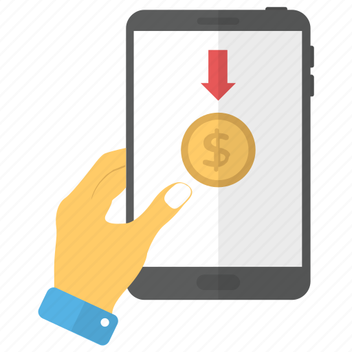 e payment, electronic payment, mobile pay, mobile payment, online payment icon
