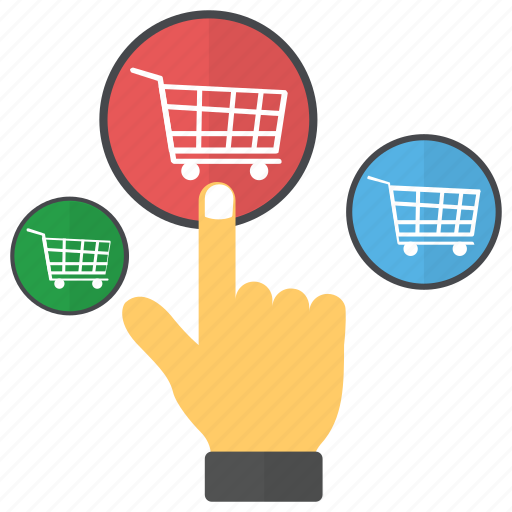 buy online, ecommerce, online purchasing, online shop, online shopping icon