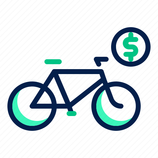 Bicycle, bike, cycle, rental icon - Download on Iconfinder