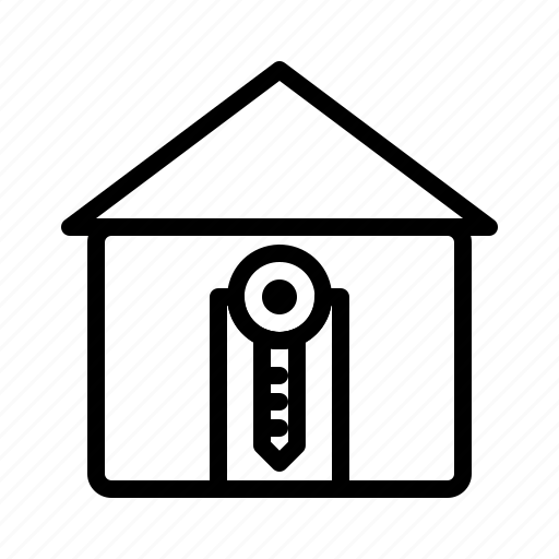 building, home, house, rental icon