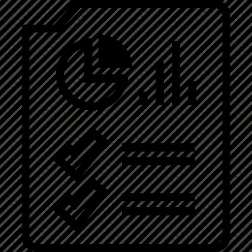data, report, web, www icon