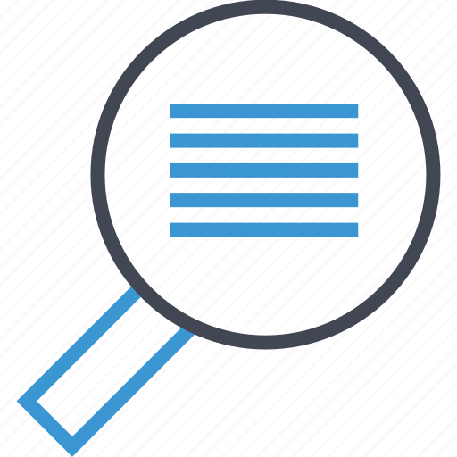 business, description, tool icon
