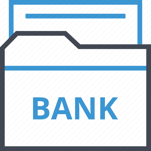 contract, loan, statements icon