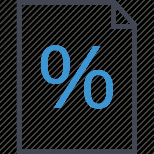 money, percentage, rate icon